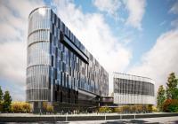 Инновационный центр с гостиницей и подземным паркингом кампуса НИТУ «МИСиС»